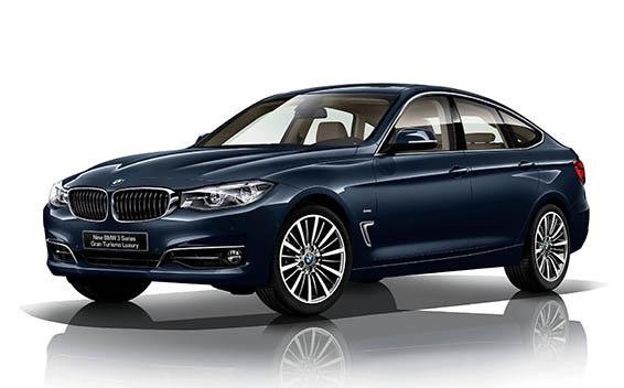 BMW 3 Series Gran Turismo 6