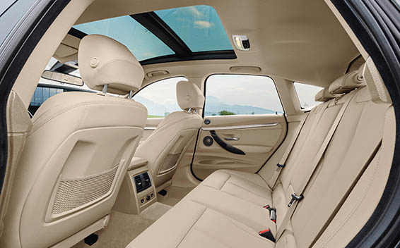 BMW 3 Series Gran Turismo 10