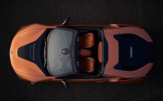 BMW i8 Roadster 12