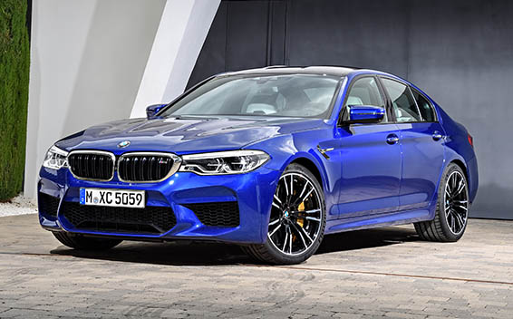 BMW M Model 5