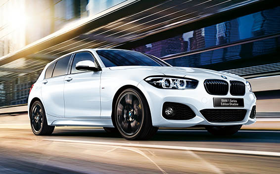 BMW 1 Series 120I STYLE RHD AT 2.0 (2018)