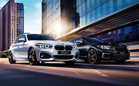 BMW 1 Series 3