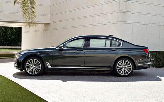BMW 7 Series 3
