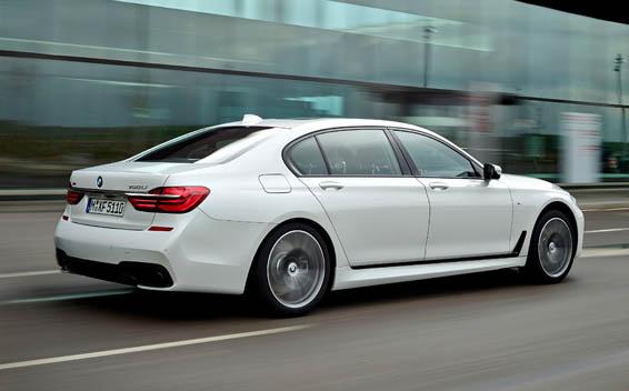 BMW 7 Series 11