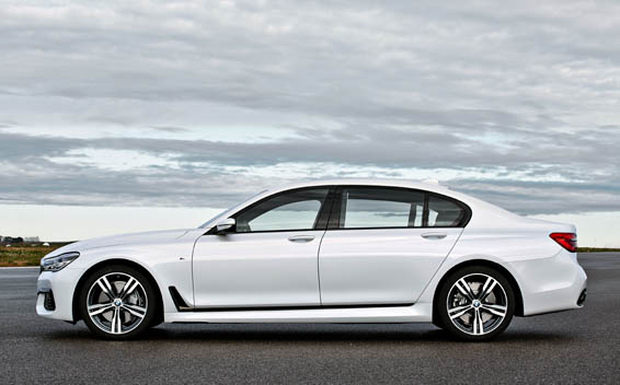 BMW 7 Series 12