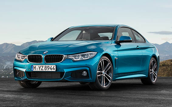 BMW 4 Series 420I COUPE M SPIRIT RHD AT 2.0 (2018)