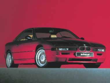 BMW 8 Series 1