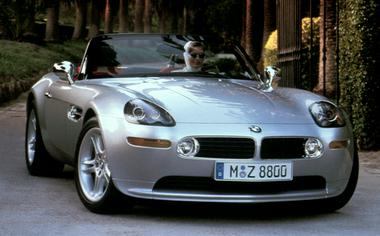 BMW Z8 LHD MT (1999)