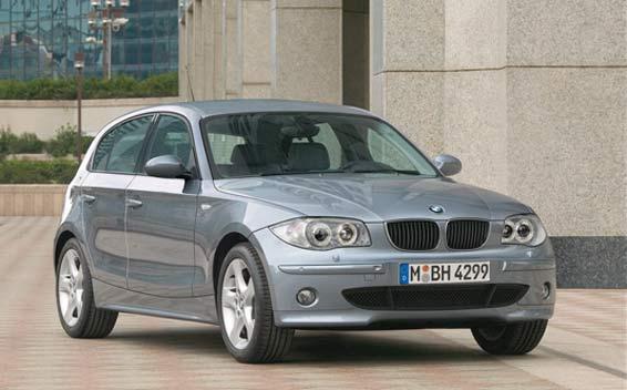 BMW 1 Series 120i AT 2.0 (2004)