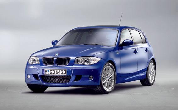 BMW 1 Series 118i RHD AT 2.0 (2005)