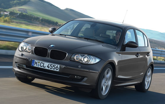 BMW 1 Series 120I M-SPORT RHD AT 2.0 (2007)