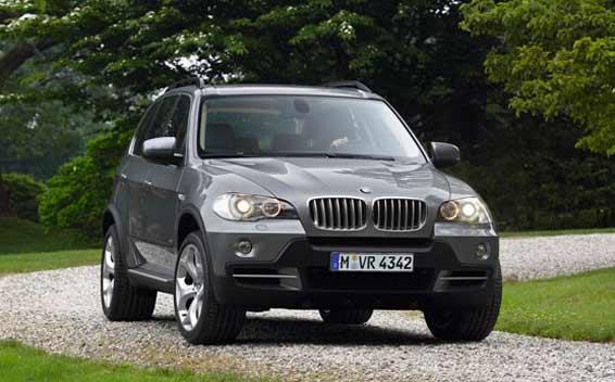 BMW X5 3.0SI RHD 4WD AT 3.0 (2007)