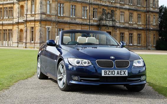 BMW 3 Series Cabrioret 1