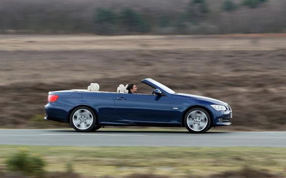 BMW 3 Series Cabrioret 2