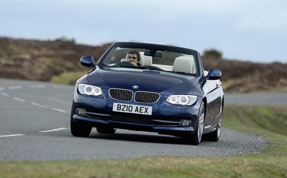 BMW 3 Series Cabrioret 3
