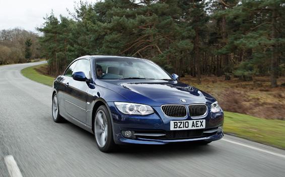 BMW 3 Series Cabrioret 4