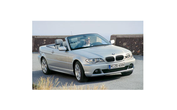 BMW 3 Series Cabrioret 330CI CABLIORET RHD AT (2001)