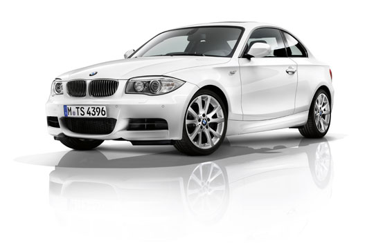BMW 1 Series 135I COUPE RHD AT 3.0 (2011)