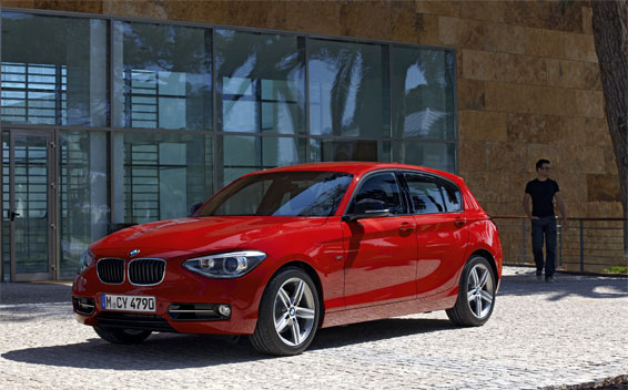 BMW 1 Series 116I STYLE RHD AT 1.6 (2011)