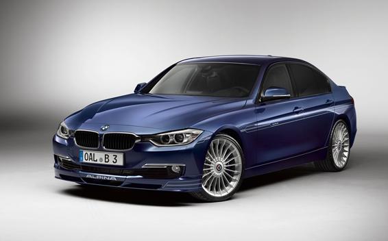 BMW Alpina B3 BiTurbo 1
