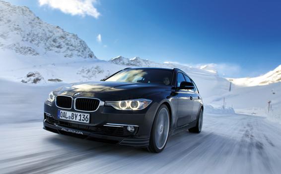 BMW Alpina B3 BiTurbo 2