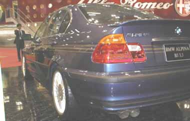 BMW Alpina B3 1