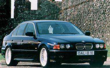 BMW Alpina B10 1