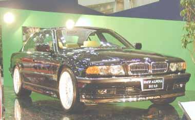 BMW Alpina B12 1