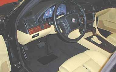BMW Alpina B12 2