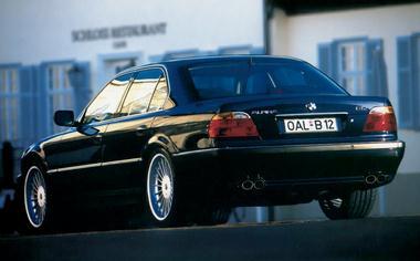 BMW Alpina B12 3