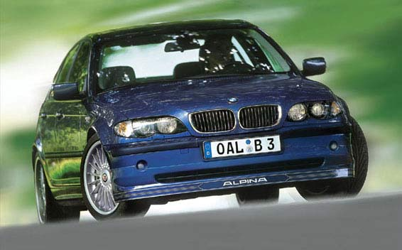 BMW Alpina B3 S 1