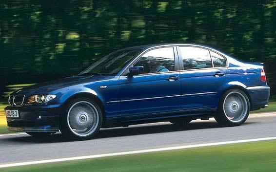 BMW Alpina B3 S 2