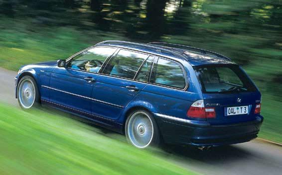 BMW Alpina B3 S 3