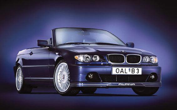 BMW Alpina B3 S 4