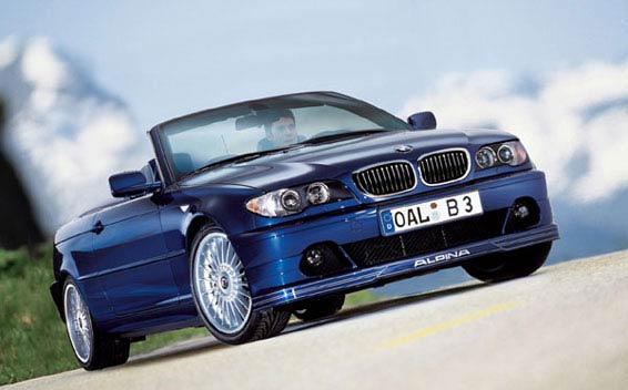 BMW Alpina B3 S 5
