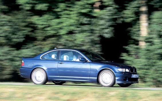 BMW Alpina B3 S 6