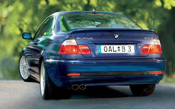 BMW Alpina B3 S 7