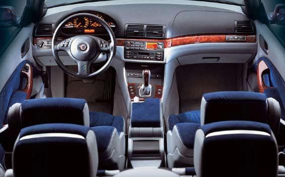 BMW Alpina B3 S 8