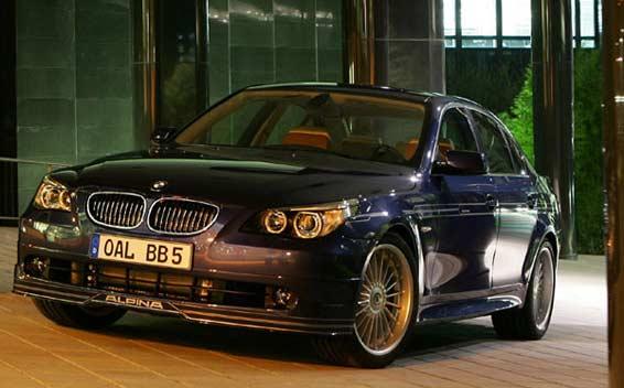 BMW Alpina B5 Super Charge 2