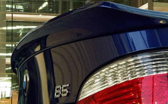 BMW Alpina B5 Super Charge 5