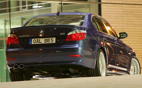 BMW Alpina B5 Super Charge 6