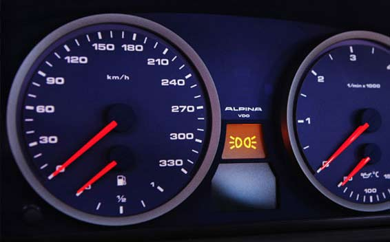 BMW Alpina B5 Super Charge 9