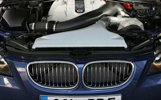 BMW Alpina B5 Super Charge 11