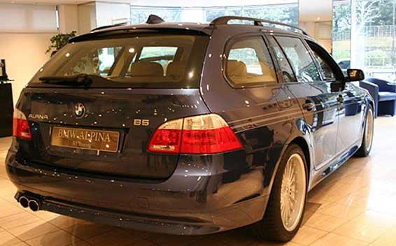BMW Alpina B5 Super Charge 15