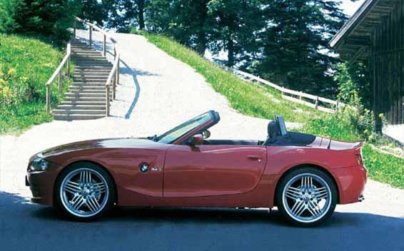 BMW Alpina Roadster 1