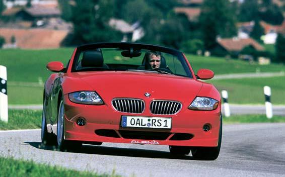 BMW Alpina Roadster 2