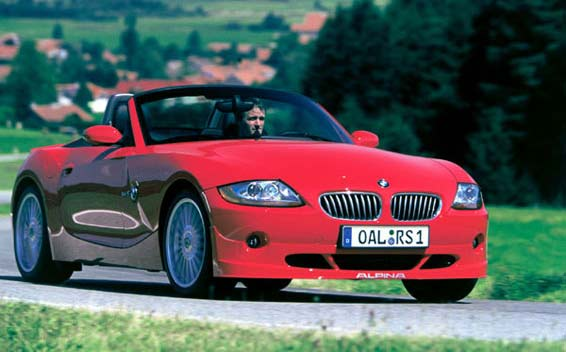 BMW Alpina Roadster 3