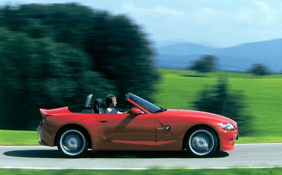 BMW Alpina Roadster 4