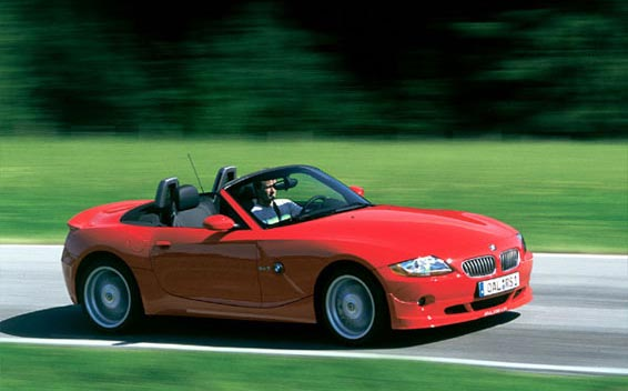 BMW Alpina Roadster 5