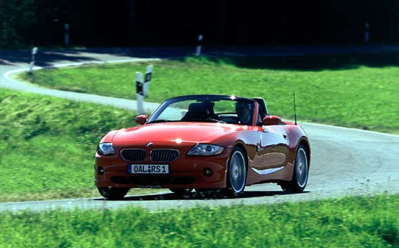 BMW Alpina Roadster 6